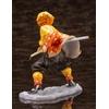 Statuette Demon Slayer Kimetsu no Yaiba ARTFXJ Zenitsu Agatsuma 17cm 1001 Figurines  (4)