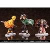 Statuette Demon Slayer Kimetsu no Yaiba ARTFXJ Zenitsu Agatsuma 17cm 1001 Figurines  (9)