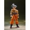Figurine Dragon Ball Super S.H. Figuarts Son Goku Ultra Instinct 14cm 1001 Figurines (1)
