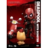 Figurine Marvel Comics Egg Attack Deadpool Deluxe Ver. 17cm 1001 Figurines (2)