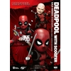 Figurine Marvel Comics Egg Attack Deadpool Deluxe Ver. 17cm 1001 Figurines (8)