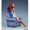 Statuette Marvel Spider-Man & Mary Jane by J. Scott Campbell 32cm 1001 Figurines (7)