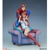 Statuette Marvel Spider-Man & Mary Jane by J. Scott Campbell 32cm 1001 Figurines (8)