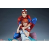 Statuette Marvel Spider-Man & Mary Jane by J. Scott Campbell 32cm 1001 Figurines (9)
