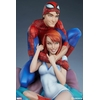 Statuette Marvel Spider-Man & Mary Jane by J. Scott Campbell 32cm 1001 Figurines (10)