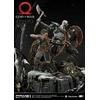 Statue God of War 2018 Kratos & Atreus 72cm 1001 Figurines (7)