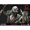 Statue God of War 2018 Kratos & Atreus 72cm 1001 Figurines (15)