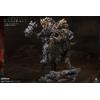 Statuette Warcraft The Beginning Blackhand Riding Wolf Standard Version 40cm 1001 Figurines (1)