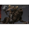 Statuette Warcraft The Beginning Blackhand Riding Wolf Standard Version 40cm 1001 Figurines (6)