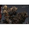 Statuette Warcraft The Beginning Blackhand Riding Wolf Standard Version 40cm 1001 Figurines (7)
