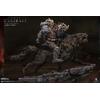 Statuette Warcraft The Beginning Blackhand Riding Wolf Standard Version 40cm 1001 Figurines (12)