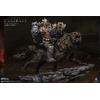 Statuette Warcraft The Beginning Blackhand Riding Wolf Standard Version 40cm 1001 Figurines (14)