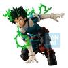 Statuette My Hero Academia Ichibansho Izuku Midoriya Next Generations! feat. Smash Rising 10 cm 1001 Figurines
