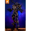 Figurine Iron Man 2 Movie Masterpiece Series Diecast Neon Tech War Machine Hot Toys Exclusive 1001 Figurines (1)