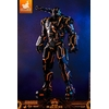 Figurine Iron Man 2 Movie Masterpiece Series Diecast Neon Tech War Machine Hot Toys Exclusive 1001 Figurines (6)