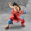 Statuette One Piece P.O.P. Warriors Alliance Luffy Taro 17cm 1001 Figurines (1)