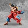 Statuette One Piece P.O.P. Warriors Alliance Luffy Taro 17cm 1001 Figurines (3)