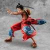Statuette One Piece P.O.P. Warriors Alliance Luffy Taro 17cm 1001 Figurines (4)