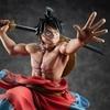 Statuette One Piece P.O.P. Warriors Alliance Luffy Taro 17cm 1001 Figurines (6)