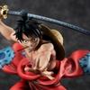 Statuette One Piece P.O.P. Warriors Alliance Luffy Taro 17cm 1001 Figurines (7)