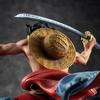 Statuette One Piece P.O.P. Warriors Alliance Luffy Taro 17cm 1001 Figurines (8)