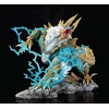 Diorama Monster Hunter The Thunder Wolf Wyvern 56cm 1001 Figurines (8)