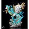 Diorama Monster Hunter The Thunder Wolf Wyvern 56cm 1001 Figurines (7)