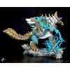 Diorama Monster Hunter The Thunder Wolf Wyvern 56cm 1001 Figurines (6)