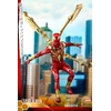 Figurine Marvels Spider-Man Video Game Masterpiece Spider-Man Iron Spider Armor 30cm 1001 Figurines (5)