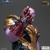 Statuette Avengers Endgame BDS Art Scale Thanos Black Order Deluxe 29cm 1001 Figurines (16)