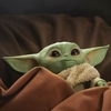 Peluche parlant Star Wars Episode VIII The Child - Baby Yoda 19cm  1001 Figurines (2)
