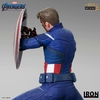 Statuette Avengers Endgame BDS Art Scale Captain America 2023 - 19cm 1001 Figurines (6)