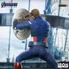Statuette Avengers Endgame BDS Art Scale Captain America 2023 - 19cm 1001 Figurines (10)