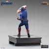 Statuette Avengers Endgame BDS Art Scale Captain America 21cm 1001 Figurines (4)