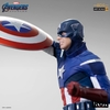 Statuette Avengers Endgame BDS Art Scale Captain America 21cm 1001 Figurines (9)