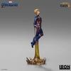 Statuette Avengers Endgame BDS Art Scale Captain Marvel 26cm 1001 Figurines (3)