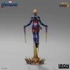Statuette Avengers Endgame BDS Art Scale Captain Marvel 26cm 1001 Figurines (4)