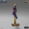 Statuette Avengers Endgame BDS Art Scale Captain Marvel 26cm 1001 Figurines (5)