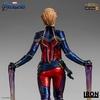 Statuette Avengers Endgame BDS Art Scale Captain Marvel 26cm 1001 Figurines (6)