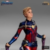 Statuette Avengers Endgame BDS Art Scale Captain Marvel 26cm 1001 Figurines (7)