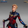 Statuette Avengers Endgame BDS Art Scale Captain Marvel 26cm 1001 Figurines (8)