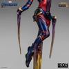 Statuette Avengers Endgame BDS Art Scale Captain Marvel 26cm 1001 Figurines (9)