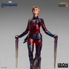 Statuette Avengers Endgame BDS Art Scale Captain Marvel 26cm 1001 Figurines (10)