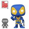 Figurine Deadpool Super Sized Funko POP! Thumb Up Blue Deadpool 25cm 1001 Figurines