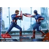Figurine Avengers Endgame Movie Masterpiece Captain America 2012 Version 30cm 1001 Figurines (2)