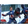Figurine Avengers Endgame Movie Masterpiece Captain America 2012 Version 30cm 1001 Figurines (4)