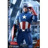Figurine Avengers Endgame Movie Masterpiece Captain America 2012 Version 30cm 1001 Figurines (9)