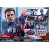 Figurine Avengers Endgame Movie Masterpiece Captain America 2012 Version 30cm 1001 Figurines (14)