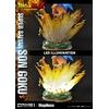 Statue Dragon Ball Z Super Saiyan Son Goku Deluxe Version 64cm 1001 Figurines (6)