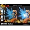 Statue Dragon Ball Z Super Saiyan Son Goku Deluxe Version 64cm 1001 Figurines (12)